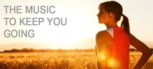 keep going music