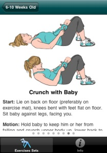 bad baby exercise