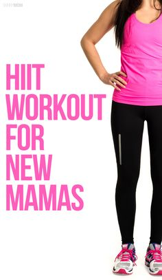 hiit-for-new-mom